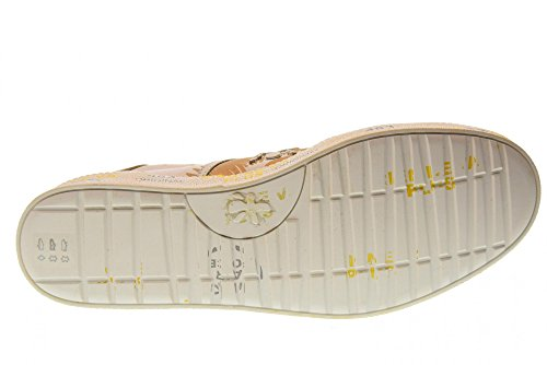 D 3082 Blanc Baskets Femme Chaussures Andy PREMIATA Basses qXFWY8