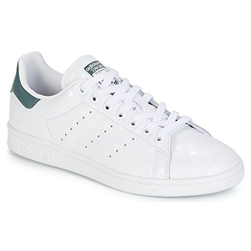 Adidas Chaussures W Fitness Femme De Blanc blanco Smith 000 Stan BBOx7Z