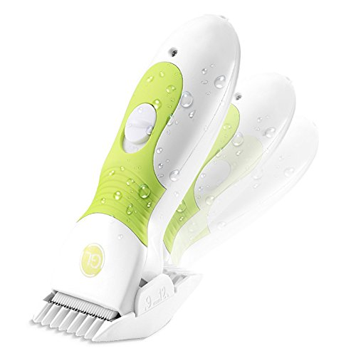 Gland L-9A Waterproof Quiet Chargeable Professional Haircuts Hair Clipper for Baby Children kids