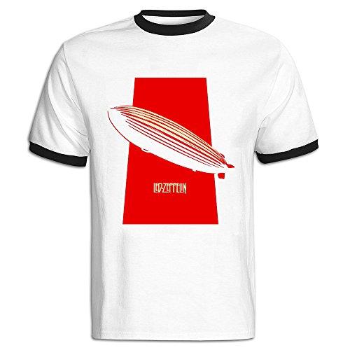 Rockabilia - Camiseta - Hombre - (Camiseta) Led Zeppelin - Legend X-Large,03 Black,X-Large,03 Black