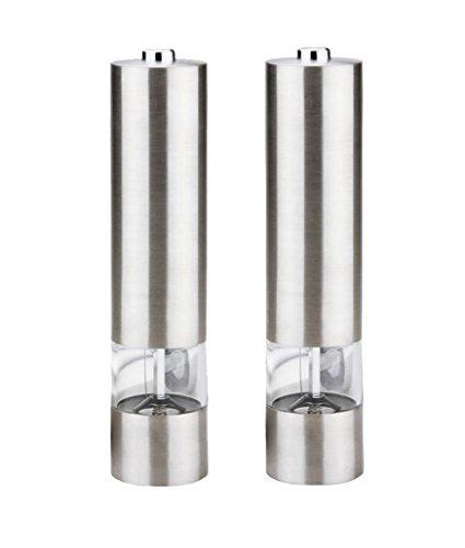pepper and sea salt grinder - 8