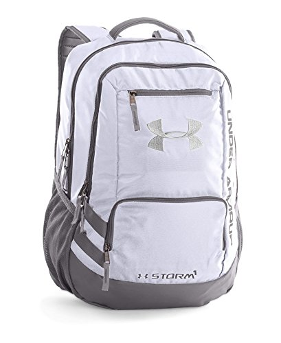 Under Armour Storm Hustle II Backpack, White (100),