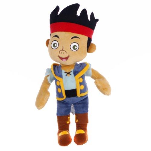 Disney Jake & The Neverland Pirates Jake 33cm Soft Plush -