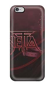 Alex Perez Riva's Shop 9462320K92143628 Hot Tpu Cover Case For Iphone/ 6 Plus Case Cover Skin - Bayonetta 2