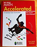 Big Ideas Math (Red) Accelerated Teaching Edition, HOLT MCDOUGAL, 1608403009