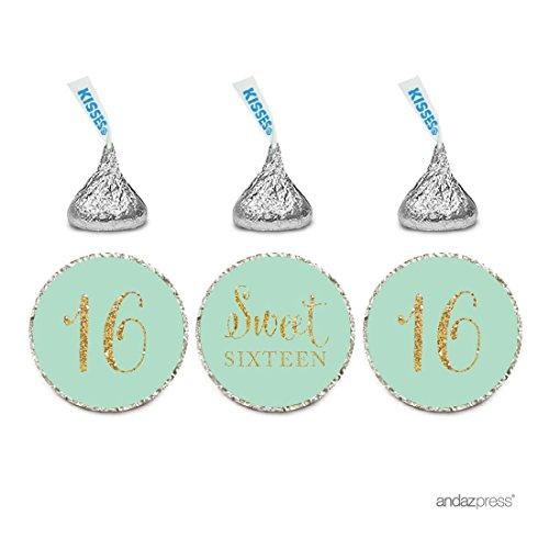 Sweet 16 Glitters - 6