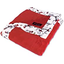 Trend Lab Dr. Seuss Receiving Blanket, Cat In The Hat Red