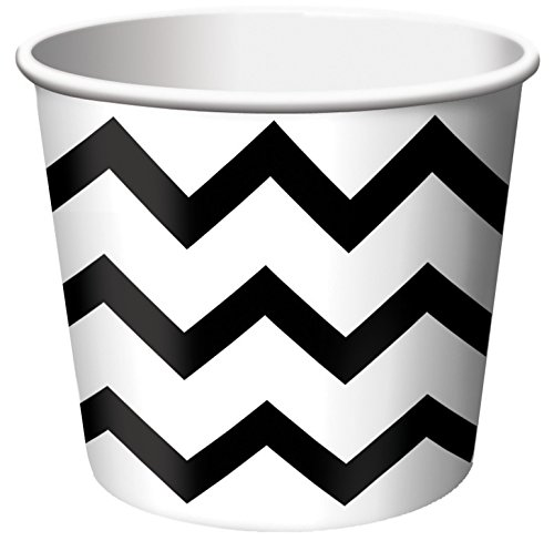 Creative Converting Count Chevron Patterned