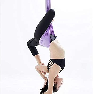 Lpinvin OS Hamaca de Yoga Centro de Yoga Estiramiento de ...