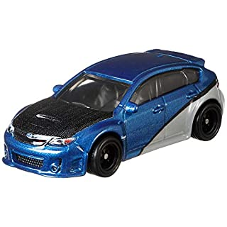 Hot Wheels Subaru WRX STI Vehicle