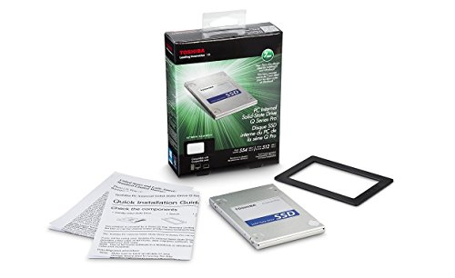 Toshiba 256GB Q Series Pro PC Internal Solid State Drive (HDTS325XZSTA)
