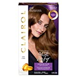 Clairol Age Defy Permanent Hair Color, 6W Light Chocolate Brown, Pack of 3 (Packaging May Vary)