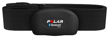 8430a0f7966 Polar H7 Bluetooth Heart Rate Sensor & Fitness Tracker (Black, X-Small/