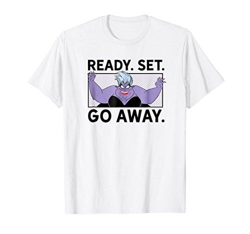 Disney Ursula go away T-shirt -