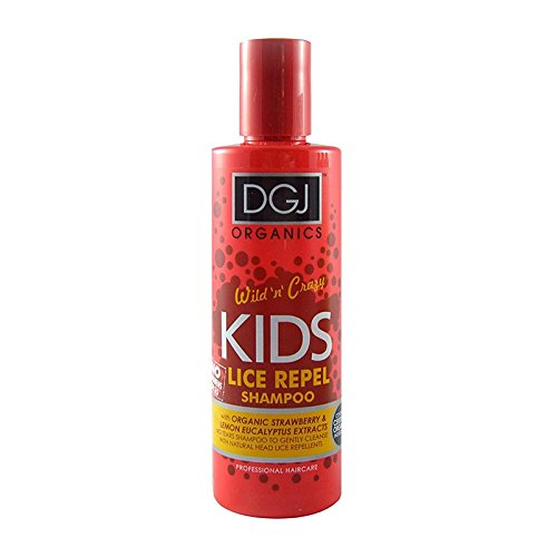 DGJ Organics Wild'n'Crazy Kids Lice Repel Shampoo 250 ml