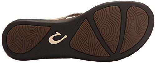 Hoopio Brown Jave Multicolore Java Olukai Sandal Woman Bubbly Dark Copper gX7IqnEqwO