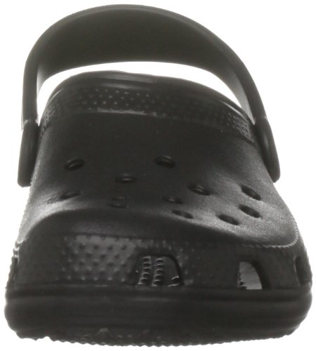 Crocs Classic Kids, Sabots Mixte enfant, Chocolat Noir (Black)