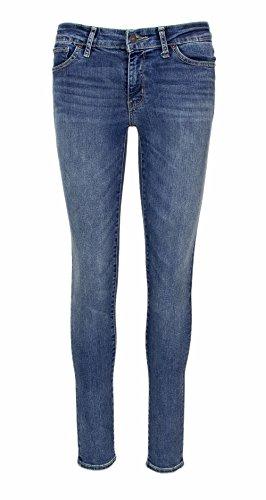 Levi's Skinny High Rise Denim Jeans 721 W r1fxqRrw