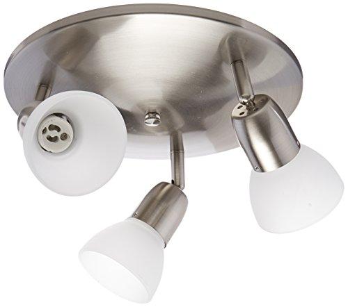 Nickel 3 Light Spot Light - 7
