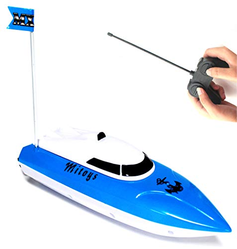 RC Boats for Kids Remote Control Boat for Pool & Outdoor Use