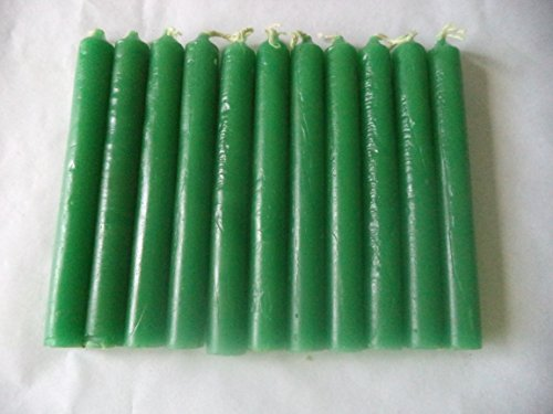 Set of 10 Forest Green 4