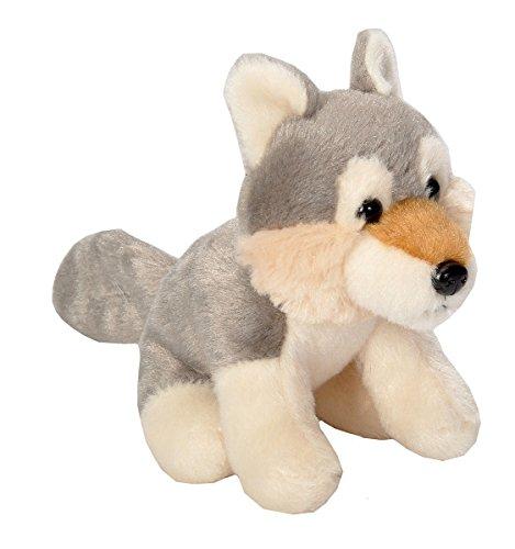 Wild Republic Lil' Cuddlekins Wolf Plush