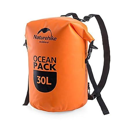1321a318ec52 Amazon.com: Naturehike 20L/30L Waterproof Bag Portable Backpack ...