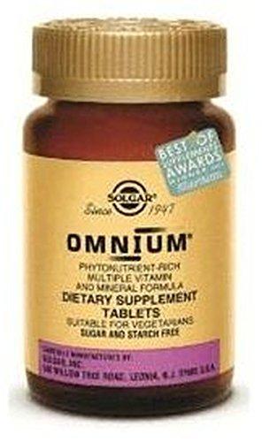 Omnium 180 comprimidos de Solgar