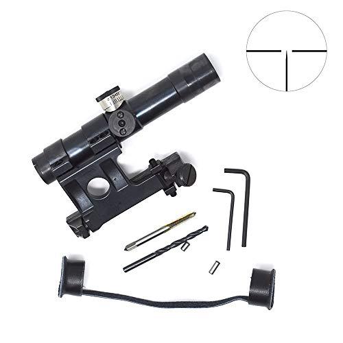 SNIPER MG4X20 Mosin Nagant 91/30 Scope Svt-40 (Mosin Nagant 91 30 Pu Sniper Scope)
