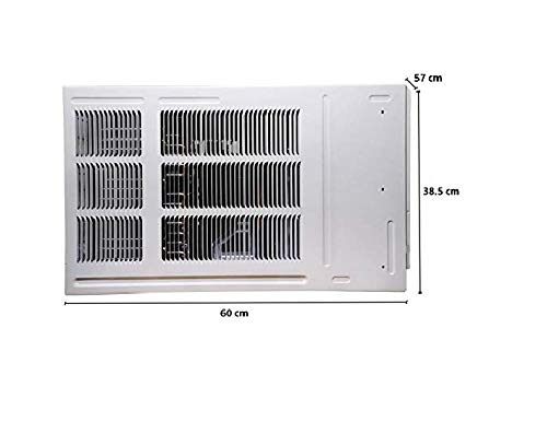 Voltas 1 Ton 3 Star Window AC (123 Lyi/123 LZF White)