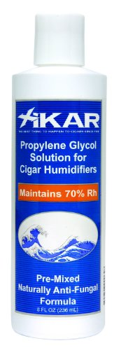 Xikar Large Cigar Humidor Solution Propylene Glycol 16 Ounces