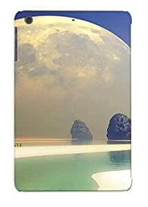 Awesome Design Moon Hard Case Cover For Ipad Mini/mini 2(gift For Lovers)