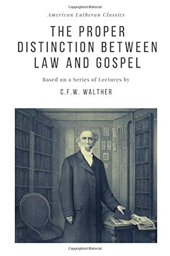 The Proper Distinction Between Law and