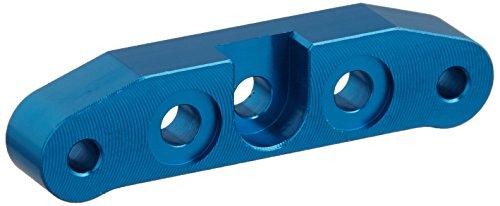 DuraTrax Front Aluminum Vendetta Hinge Pin Brace, Blue