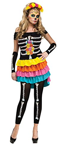 Fun W (Day Of The Dead Adult Costumes)