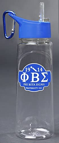 Phi Beta Sigma Fraternity 24oz Water Bottle