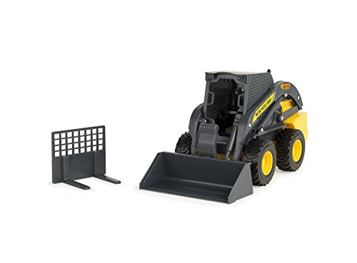Ertl Big Farm New Holland Skid Steer Loader Vehicle Toy
