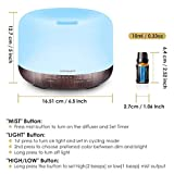 URPOWER 500ml Bottles 100% Pure Diffuser Cool