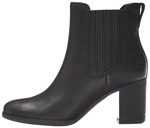 Atlantic Bottes Femme Timberland Grain Full Black Heights RUqggn4