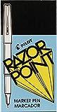 Pilot Razor Point Marker Stick Pens, Extra Fine