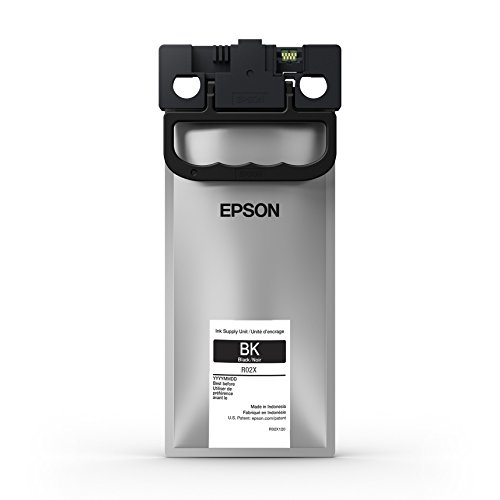 Epson DURABrite Ultra R02X120 High-Capacity Ink Pack - Black