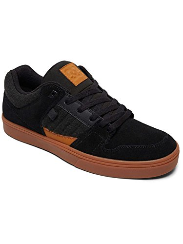 DC Shoes Course 2 Se, Sneakers Basses Homme Black Gum