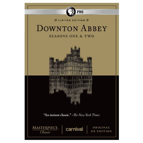 Amazon.com: Downton Abbey Seasons 1 & 2 Limited Edition Set - Original UK Version: Movies & TV