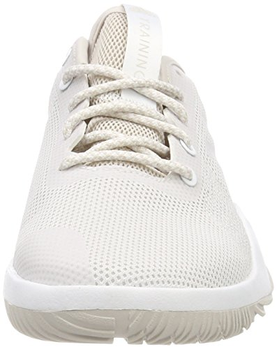 Adidas Womens Crazytrain Lt W, Chalk Pearl / White, 7.5 Us