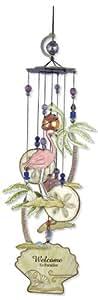 Coastal Collection Flamingo viento
