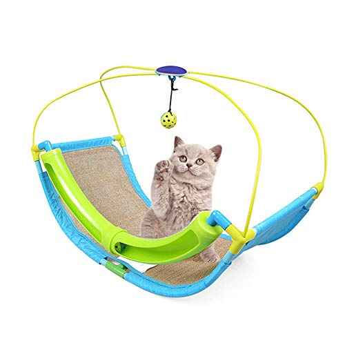 Funny Dog Cat Toys Tent Pet Scratch Toy for Cat Kitten Intelligence Puzzle Trainning Toys Puppy Cats Cradle Bed Tent House