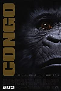 CONGO (1995) Original Movie Poster - 27x40 - Double-Sided - Laura Linney - Dylan Walsh - Ernie Hudson - Tim Curry by Movie Poster