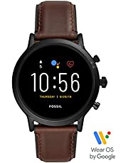 Fossil Herren Digital Touchscreen Gen.5 Smart Watch