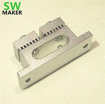 Impresora 3D – Soporte de aleación de aluminio y correa de ...