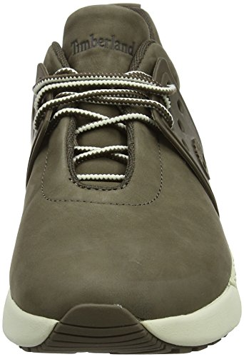 Kiri Cordones Mujer de 901 Zapatos Leather para Canteen Verde Timberland Oxford Up gdqgX